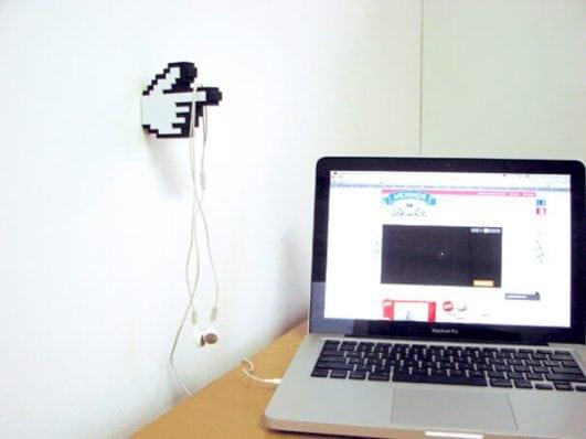 creative wall hooks
