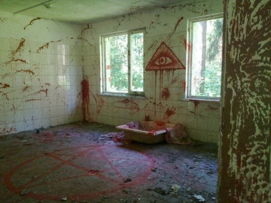 Abandoned House in Virginia