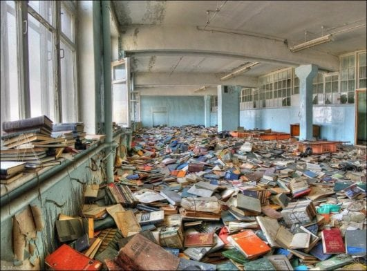 Library, Russia