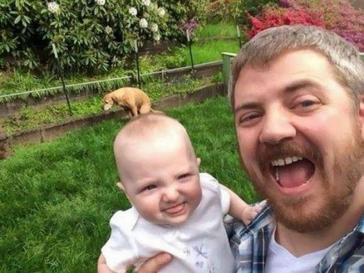 selfie fails