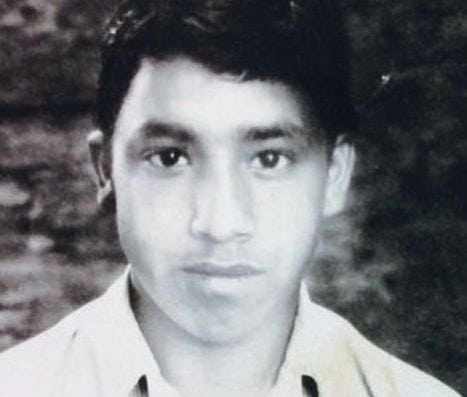 Yogi-Adityanath-in-younger-days