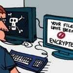 ransomware intrnet