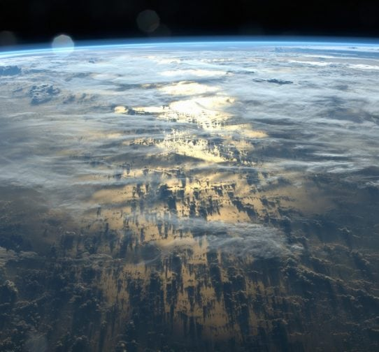 The shadows that cast clouds on Earth