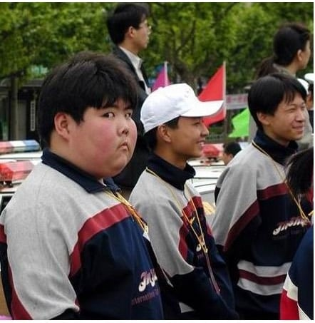 chinese kid photoshop