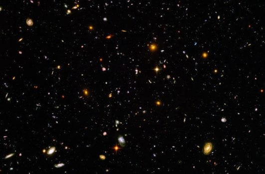 Hubble Ultra Deep Field — 2003