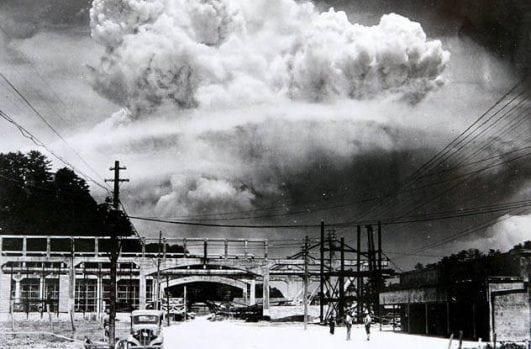 Nagasaki, 20 Minutes Later — 1945