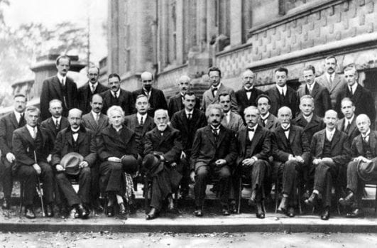 The Fifth Solvay Conference — 1927
