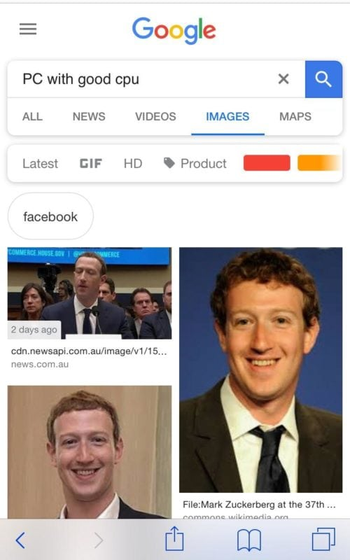 mark zuckerberg meme