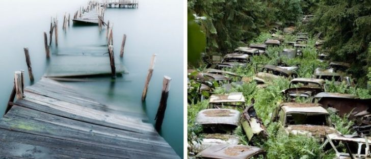 40 Abandoned Places Pictures That are Fascinating Yet Haunting