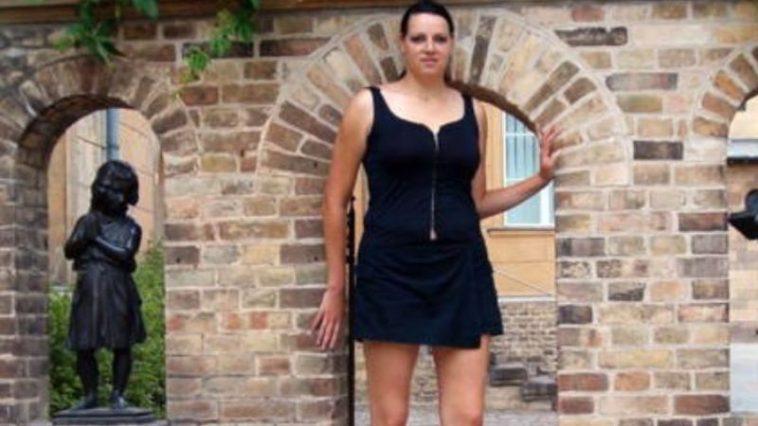 Caroline Welz is the Top 10 Tallest Women In The World