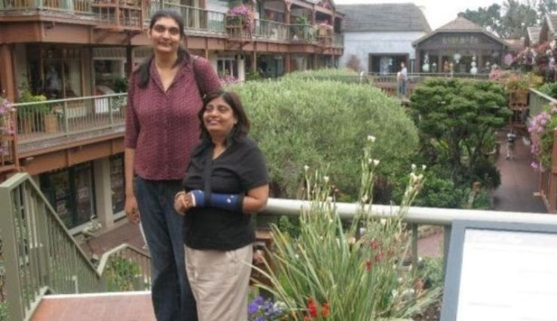Gitika Srivastava is the Top 10 Tallest Women In The World