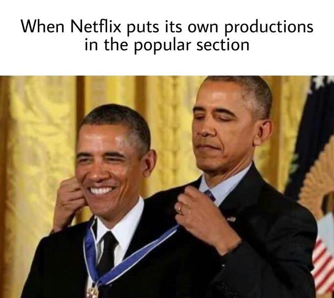 Best Of Obama Awards Obama A Medal Memes from reddit