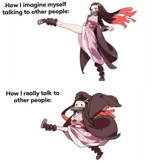 funniest Demon Slayer Kimetsu No Yaiba memes, best demon slayer memes to laugh at