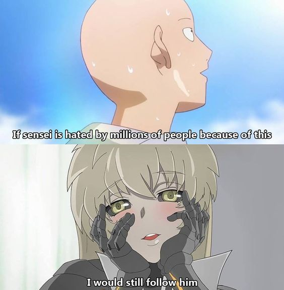 best one punch man memes funniest quotes and sayings