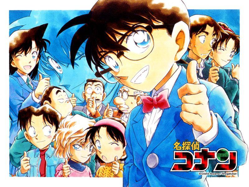 Gosho Aoyama (Detective Conan) (1)