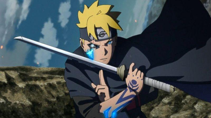 Naruto vs Boruto anime review