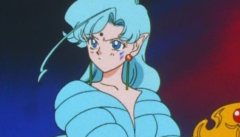 Sailor Moon SuperS – Fisheye