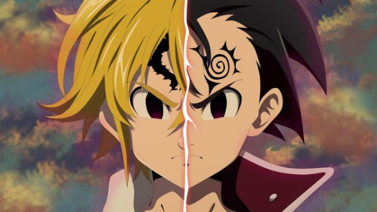 What did Meliodas Whisper to Zeldris in 'The Seven Deadly Sins'