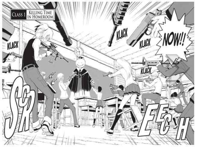 Yusei Matsui assassination-classroom