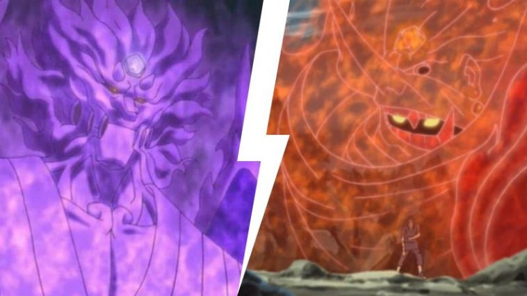 7 Strongest Susanoo Users in Naruto [Ranked]