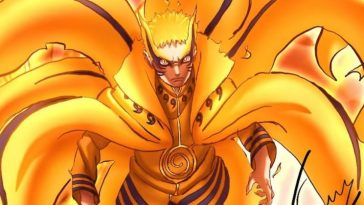 Baryon Mode Naruto's New Final Form Power - Explained