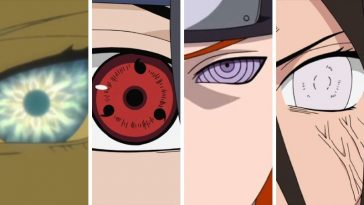 Every Eye Powers in the Naruto Universe Explained