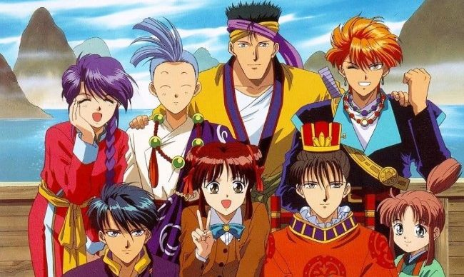 Fushigi Yuugi is the Best Fantasy Anime For Newcomers to the Genre