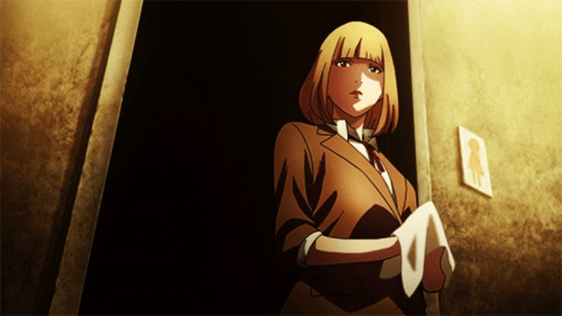 Hana Midorikawa - Prison School is one of the top Most Perverted Female Anime Characters