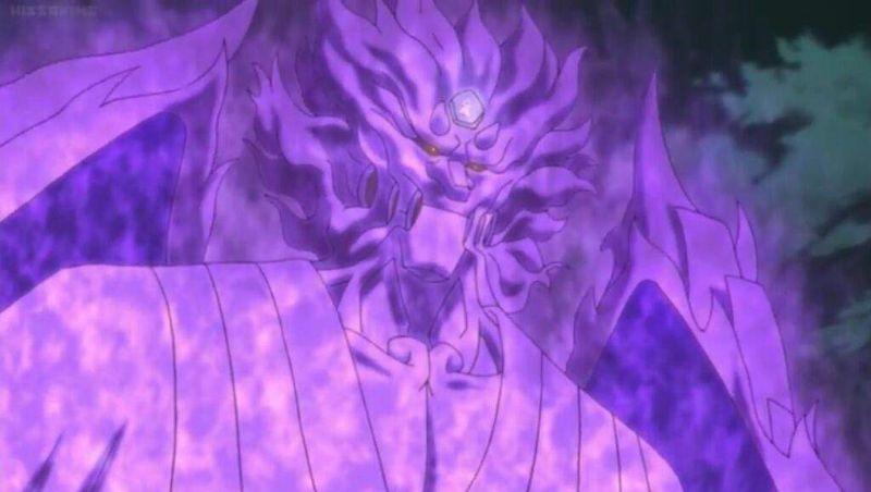 Indra Otsutsuki susanoo