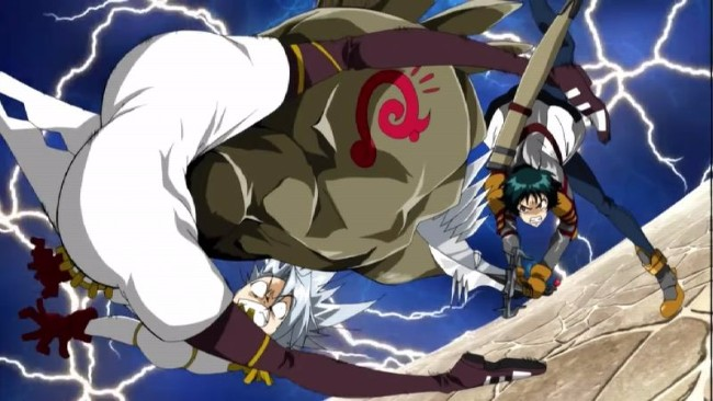 Ixion Saga DT is the Best Fantasy Anime For Newcomers to the Genre