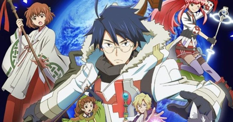 Log Horizont is one of the Best Fantasy Anime For Newcomers to the Genre