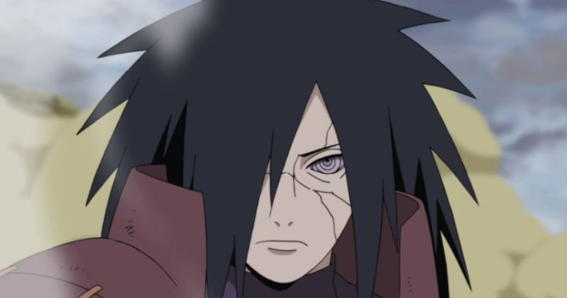 Madara Uchila is one of the Strongest Naruto anime Characters