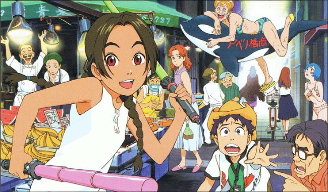 Magical Shopping Arcade Abenobashi is the Best Fantasy Anime For Newcomers to the Genre