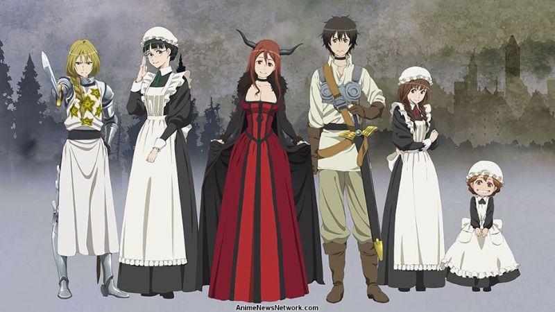 Maoyū Maō Yūsha is an Popular Light Novels that Began as Free Web Novels