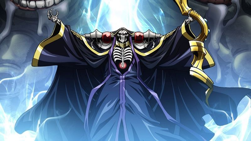 Overlord is one of the Best Fantasy Anime For Newcomers to the Genre