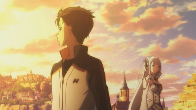 Re Zero is the Best Fantasy Anime For Newcomers to the Genre