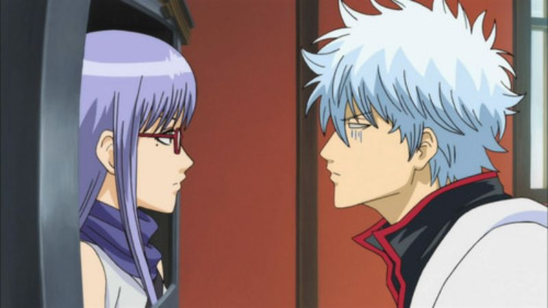Sarutobi Ayame - Gintama is one of the top Most Perverted Female Anime Characters