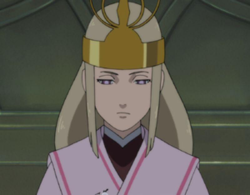 Shion'sdōjutsu Eye Powers in the Naruto Universe