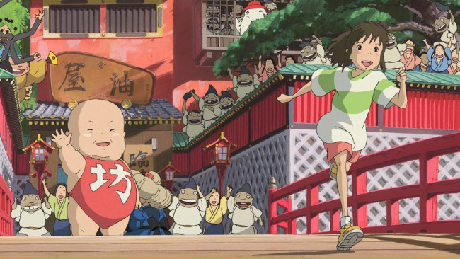 Spirited Away is the Best Fantasy Anime For Newcomers to the Genre