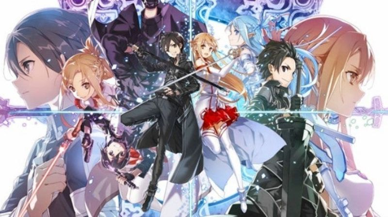 Sword Art Online is one of the Best Fantasy Anime For Newcomers to the Genre