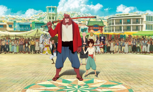 The Boy and the Beast is the Best Fantasy Anime For Newcomers to the Genre