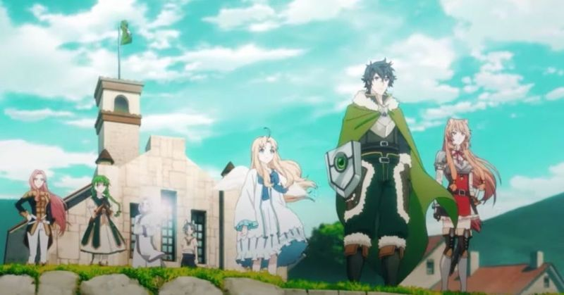 The Rise of the Shield Hero is an Popular Light Novels that Began as Free Web Novels