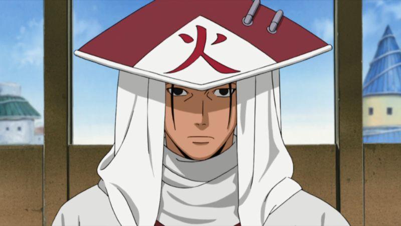 1st Hokage Hashirama Senju