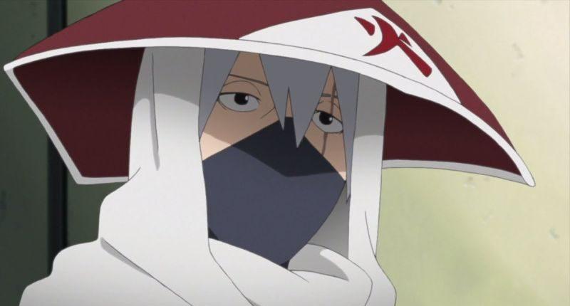 6th Hokage Kakashi Hatake