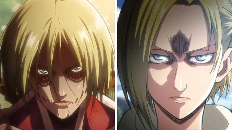 Who is the Female Titan