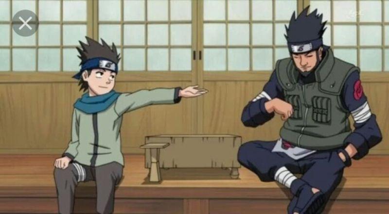konohamuu with Asuma