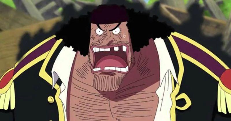 blackbeard one piece