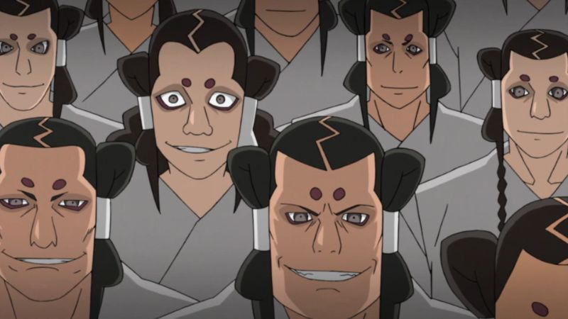 Kaguya Clan naruto