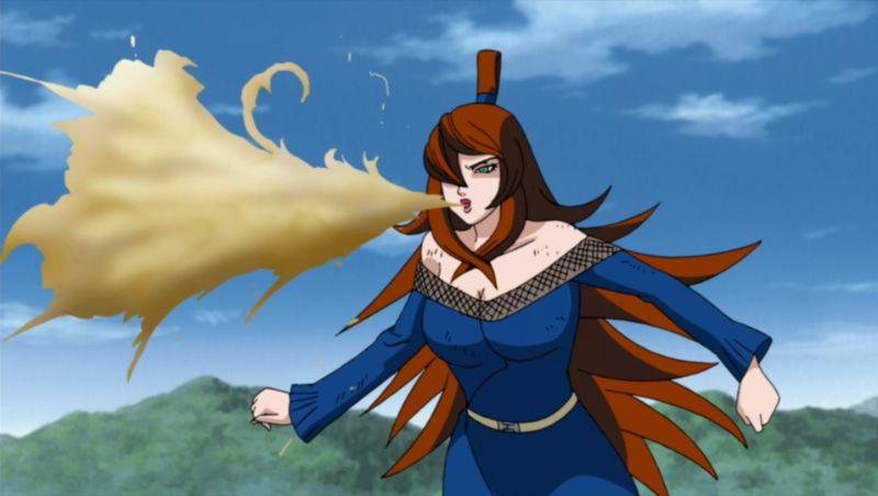 Lady Mizukage