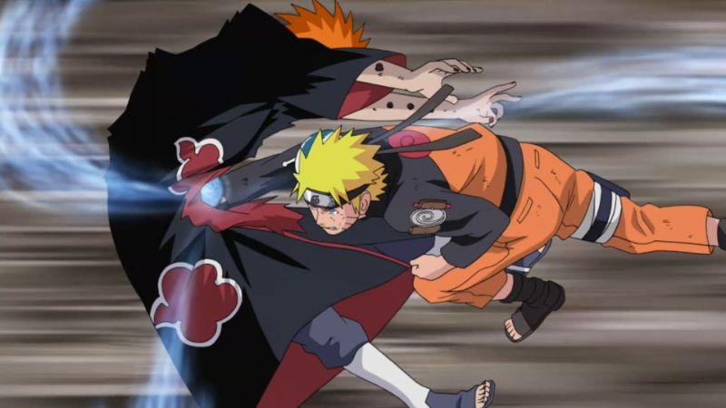 Naruto Uzumaki pain